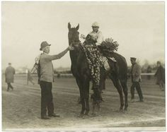 The Morning Feed December 30, 2017 at 12:44pm ·  Zev (1920–1943) was an American Thoroughbred horse racing Champion and National Museum of Racing and Hall of Fame inductee. A brown colt, Zev was sired by The Finn and was out of the mare Miss Kearney (by Planudes). Bred by the famous horseman John E. Madden, Zev was owned by the Rancocas Stable of Harry F. Sinclair, the founder of Sinclair Oil, who was a central figure in the Teapot Dome scandal and served time in prison. Sinclair named the…