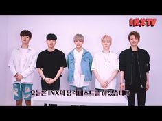 [INX TV] INX(인엑스) 담력테스트 - YouTube