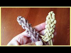 Как сплести зубатку из 6 трубочек! - YouTube
