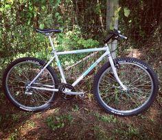 1989 specialized rockhopper vintage mountain bike