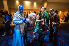Nice Farscape group Cosplay - The Dragon*Con 2013 Cosplay Gallery (550+ Photos) - Tested