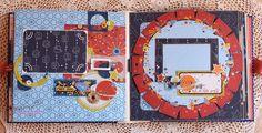 My Soul - творческая мастерская Галины Проценко: СП Детский тематический альбом. 6 этап