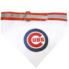 Chicago CUBS MLB Bandana Collar