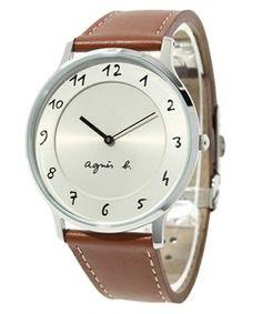 agnes b. / FCRK997(腕時計)