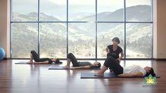 Pilates - Tres niveles- Piernas, brazos, espalda y abdomen.