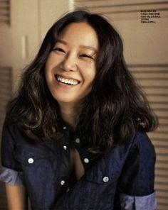 Gong Hyo Jin// 공효진