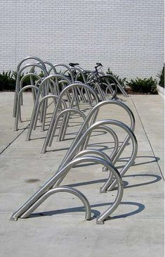 Ppaer click bike racks. Visit the slowottawa.ca boards >> http://www.pinterest.com/slowottawa/