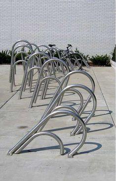 Ppaer click bike racks. Visit the slowottawa.ca boards >> http://www.pinterest.com/slowottawa/