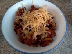 Simply Filling Cookbook: Whole Wheat Chili Mac