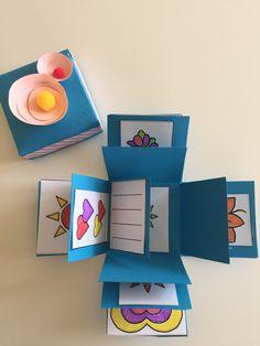 Egyszerű, de kreatív ajándék Anyák Napjára - töltsd le te is, készítsd el a gyerekekkel!