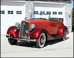 '34 Chevy Roadster