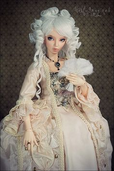 Rococo Nights, Part I (1 of 5) by AtomicSpaceKitty, via Flickr