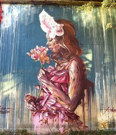 Street Art By Hopare, located in Gdynia, Poland