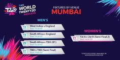A lovely time to book your seats at the #Wankhede. Electrifying action heading your way. #WT20 #T20withBMS