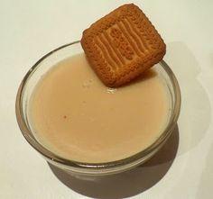 Crema de galletas y caramelo -Monsieur Cuisine