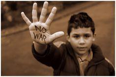 No war!! by borsy