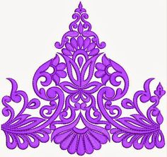 Border Embroidery Designs, Floral Embroidery Patterns, Machine Embroidery Designs, 3d Wall Painting, Fabric Painting, Art Nouveau Architecture, Gold Work, Paisley Pattern, Doodle Art