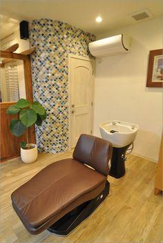 美容室の設計・施工・内装・リニューアルのアベリー 施工美容室の一覧