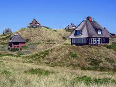 Sylt. Friesian Islands, Schleswig-Holstein, Germany.