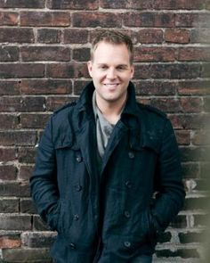 Matthew West a Christian singer, and my favorite singer!!!