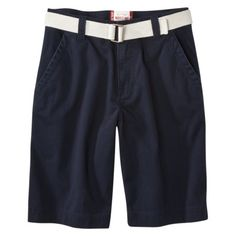 $19.99 flat front shorts from target