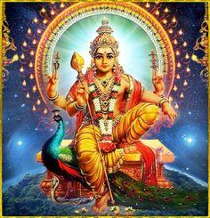 Skanda Shasti 2019 celebrates the birth of Skanda, the powerful son of Lord Shiva. Arte Shiva, Shiva Art, Hindu Art, Shiva Shakti, Lord Murugan Wallpapers, Shiva Lord Wallpapers, Lord Vishnu, Lord Ganesha, All God Images