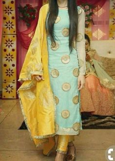 Shop salwar suits online for ladies from BIBA, W & more. Explore a range of anarkali, punjabi suits for party or for work. Silk Kurti Designs, Patiala Suit Designs, Salwar Designs, Kurta Designs Women, Kurti Designs Party Wear, Blouse Designs, Punjabi Suits Designer Boutique, Indian Designer Suits, Designer Salwar Suits