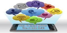 [Artigo] Porque os Internet Marketers usam as redes sociais   Os internet marketers entenderam os benefícios que tinham por usar as redes sociais e daí vem o chamado marketing das redes sociais. Há vários benefícios pelo uso das plataformas de redes sociais e por esse motivo (...) continue a ler no Blog: http://oblog.carvalhohelder.com/porque-os-internet-marketers-usam-as-redes-sociais/  #internet #internetmarketing #redessociais  #beneficios #motivo #marketers