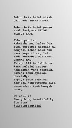 59 Ideas Quotes Indonesia So True Truths Motivational Quotes For Relationships, Inspirational Quotes Pictures, Reminder Quotes, Self Reminder, Happy Quotes, Me Quotes, Funny Quotes, Quotes Galau, Islamic Love Quotes