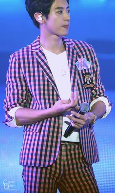 Chanyeol - 151025 Lotte Family Concert