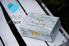 Wooden RING box Personalizowane pudełko na obrączki ♥ Napisy grawerowane ♥ Zapraszam na https://www.facebook.com/Papier.nozyce