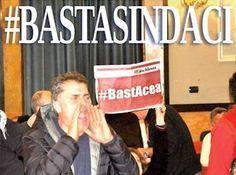 Il frusinate contro Acea e contro i sindaci che la sostengono. Articolo di Alessandro Redirossi