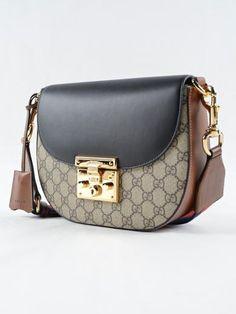 Gucci  B.ebony/nero/cuir/brb  BAGS. Shop on Italist.com
