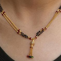 Wonderful Black Gold Jewelry For Beautiful Pieces Ideas. Breathtaking Black Gold Jewelry For Beautiful Pieces Ideas. Gold Jewelry Simple, Black Gold Jewelry, Gold Jewellery, Long Pearl Necklaces, Gold Necklace, Diamond Necklaces, Silver Earrings, Hoop Earrings, Gold Mangalsutra Designs