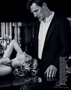 I don't care what anyone else thinks, this is why I think Benedict Cumberbatch would make a great Christian Grey ;)