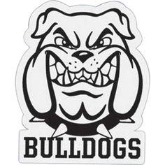 Mascot Pick of the Week! Go BULLDOGS #mascot #bulldogs ...