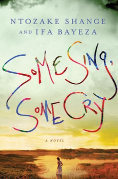 Some Sing, Some Cry: A novel that goes through generation to generation of the Mayfield family. Once a slave wife of her owner, Ma Bette flees the only home she has known, 20 years after being emancipated from her owner when the slaves were freed. Now she must watch as her family grows up where they aren't necessarily free at the turn of the century to modern day.