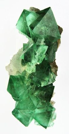 Fluorite on Quartz - Riemvasmaak, Namaqualand, South Africa.