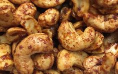 Just a few ingredients transforms these unsalted cashews into incredible morsels of flavor I call Honey Chipotle Cashews. Few Ingredients, Sweet And Spicy, Original Recipe, Chipotle, Craft Beer, Philosophy, Snack Recipes, Honey, Eat