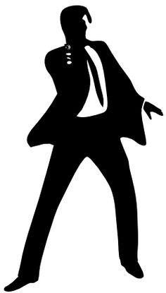 image result for james bond templates 50th birthday for him rh pinterest com  james bond clip art free