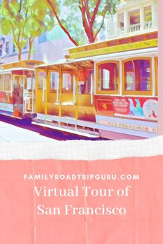 More than a dozen destinations to visit virtually: museums, concerts, animal encounters San Francisco Must See, San Francisco Tours, San Francisco Vacation, San Francisco Travel, Road Trip With Kids, Family Road Trips, Oakland Zoo, San Francisco Attractions, Winchester Mystery House