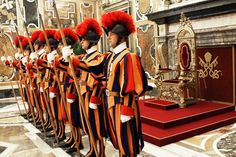 From Vatican City to Castel Gandolfo, The Pope's Digs Monuments, Apostolic Palace, Swiss Guard, New Roman, Riva Del Garda, Honor Guard, Vatican City, St Francis, Roman Catholic