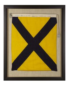Signal Flag Five, Numeral Five