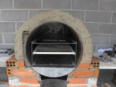 Cómo hacer un horno de tambor - Raza Folklorica - Blog!