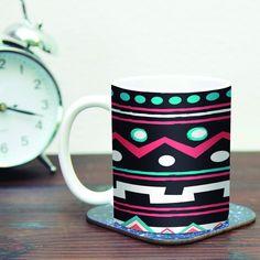 Tipi by Nika Martinez 11 oz. Ceramic Coffee Mug