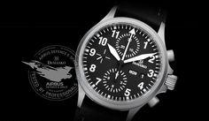DC 56 - Sporty chronographs - Chronographs - Models   Watch-Manufacture Damasko