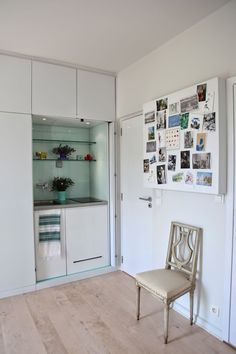 Habitually Chic® » My Paris Apartment