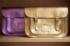 Interview With Cambridge Satchel Company Founder Julie