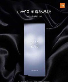 Varian Baru Xiaomi Mi 10 Rilis Minggu Depan?