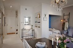 10 Apartamento pequeno no blog Detalhes Magicos